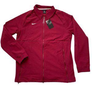 *NWT* NIKE Men's Full-Zip Fleece Lined Adjustable Jacket